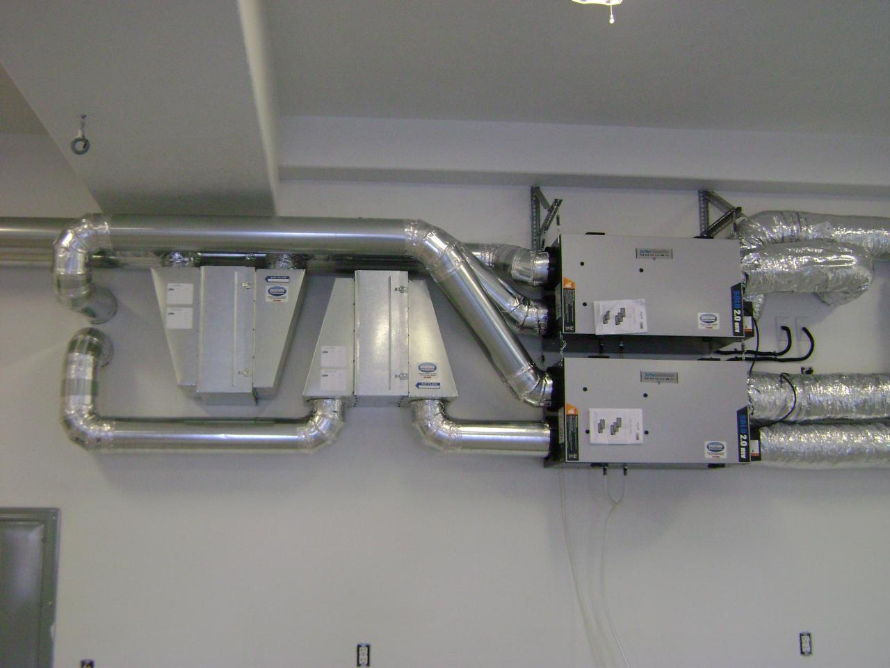 Ventilation Solutions Hrv S With Air Filtration Systems